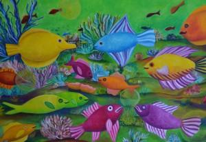 poisson détail